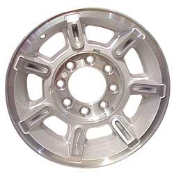 Aluminum Alloy Wheel, Rim 17x8.5 - 6300